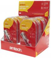 Am-Tech Pinsetit LED valolla